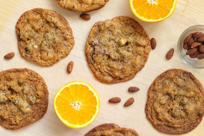 Billede af Cookies med Johan Bülow Easter kugler og appelsin