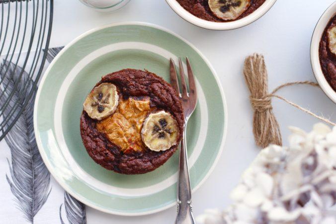 Billede af Luksus morgenmadsmuffin