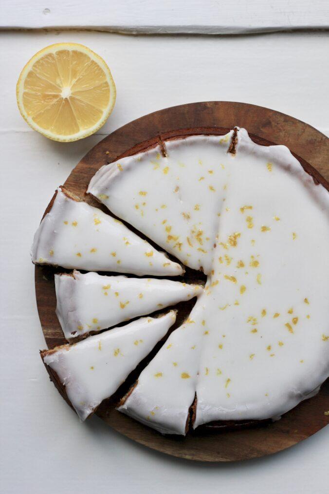 Billede af Butterbeans cake ala citronmåne